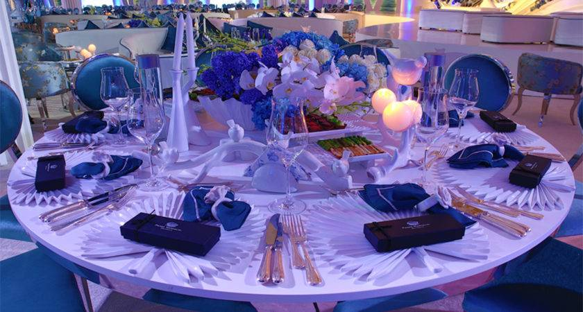 Our Muse Modern Blue Wedding Haya Nasser Part