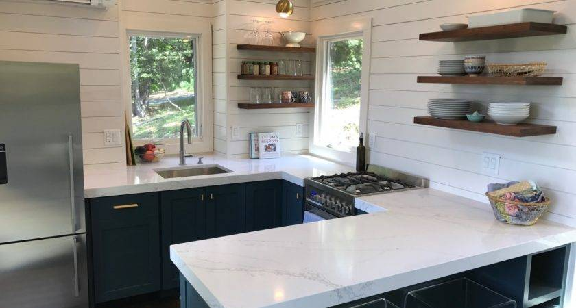 Our New Tiny House Kitchen Days Real Food