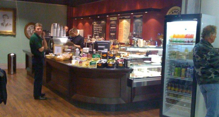 Our Shop Counters Food Coffee