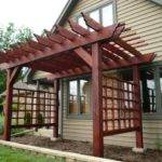 Outdoor Asian Decor Oriental Pergola Designs