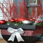 Outdoor Christmas Decorating Ideas Front Porch
