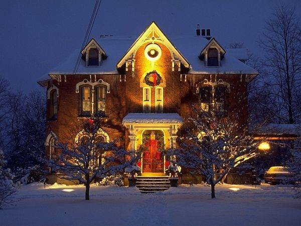 Outdoor Christmas Decoration Ideas