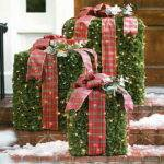 Outdoor Christmas Decorations Diy Southern