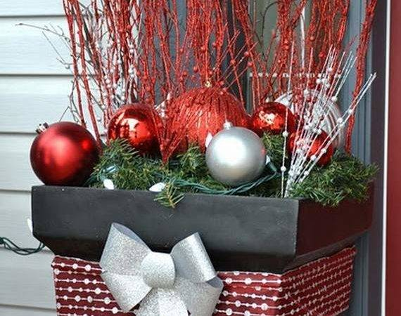Outdoor Christmas Decorations Holiday Spirit