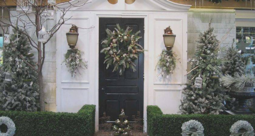 Outdoor Christmas Decorations Ideas Pinterest Awesome