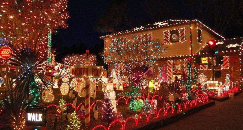 Outdoor Christmas Decorations Yard