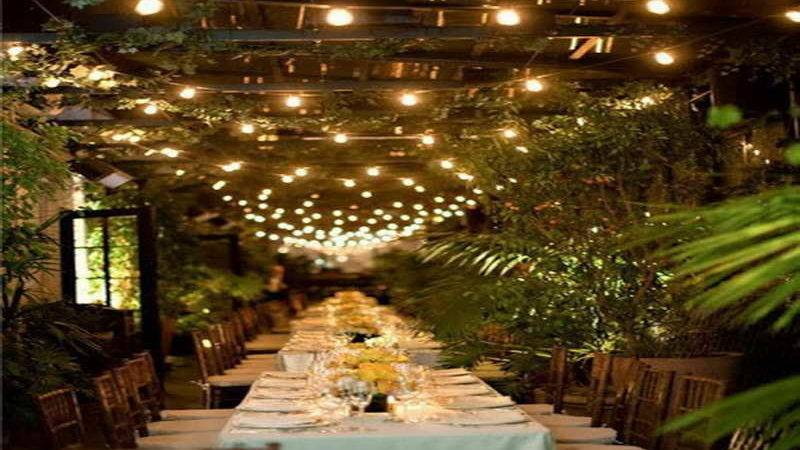 Outdoor Dinner Party Ideas Luxury Style Home