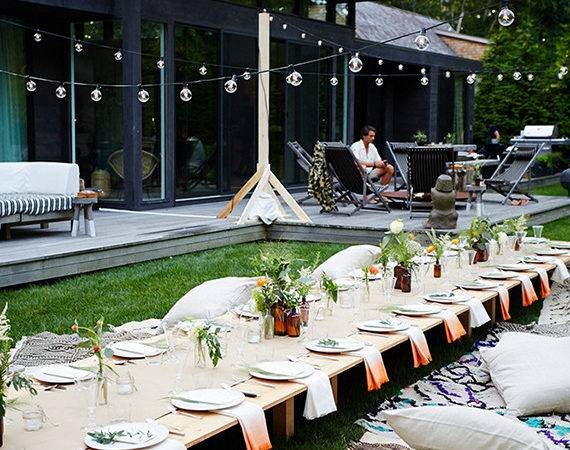 Outdoor Entertaining Ideas Eye Swoon Dinner Party
