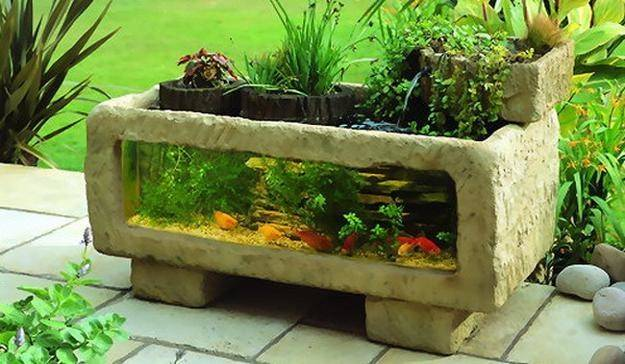 Outdoor Fish Tanks Sale Unusual Aquariums