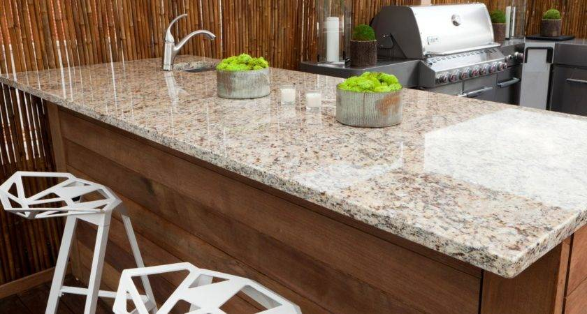 Outdoor Kitchen Countertops Tips Expert Ideas