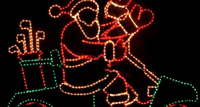 Outdoor Lighted Christmas Decorations Lights