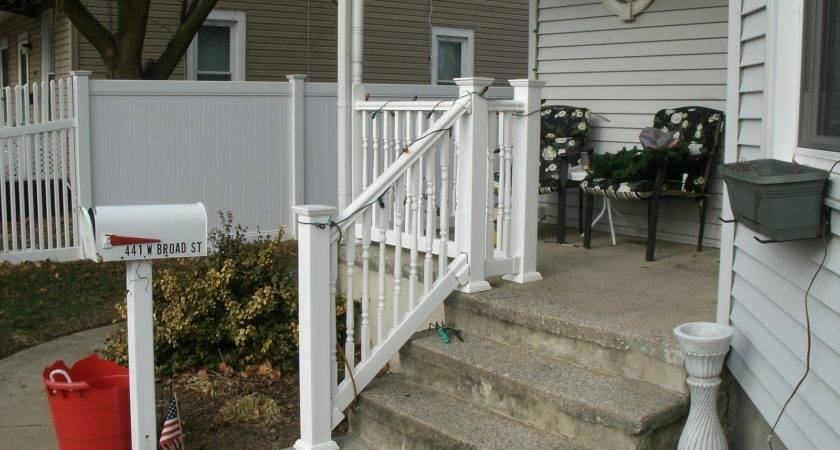 Outdoor Stair Railing Newsonair