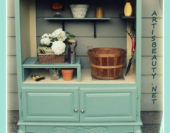 Outdoor Upcycling Ideas