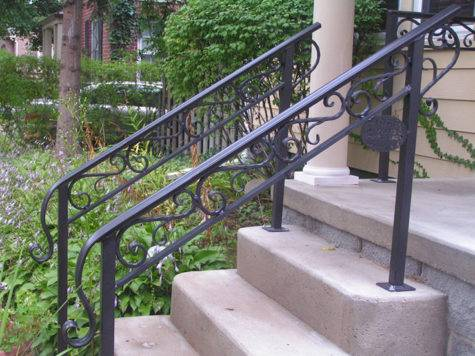 Outdoor Wrought Iron Railings America Best Lifechangers
