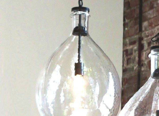Oversized Glass Pendant Lighting Maybehip