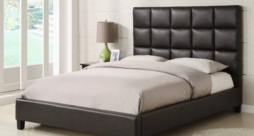 Oxford Creek Grafton Tufted Queen Platform Bed