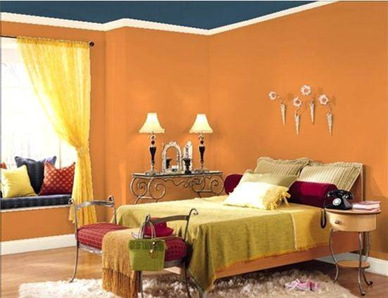 Paint Color Bedroom Walls Selecting