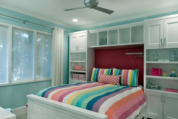 Paint Color Ideas Teen Girl Bedroom Interior Design