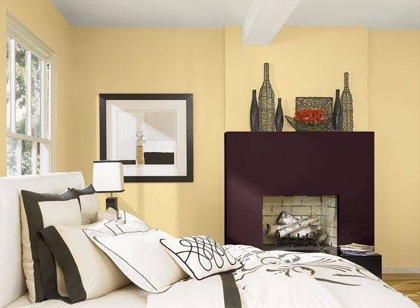 Paint Colors Bedrooms Home Interior Design