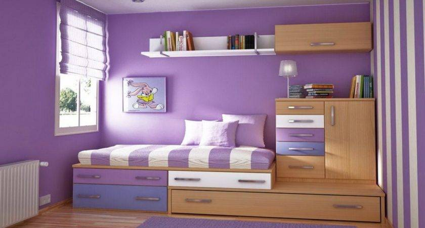 Paint Colors Bedrooms Purple Chic