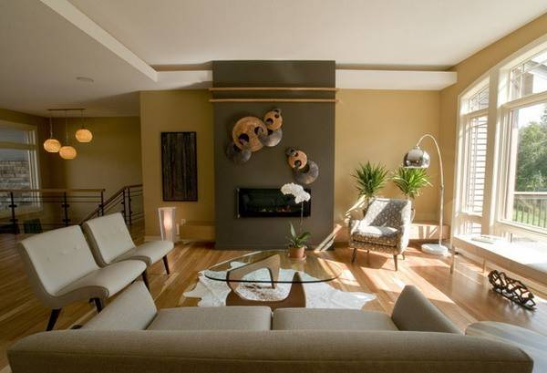 Paint Colors Living Room Accent Wall Ideas