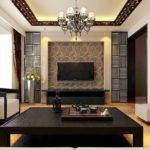 Paint Colors Living Rooms Dark Furniture Wall