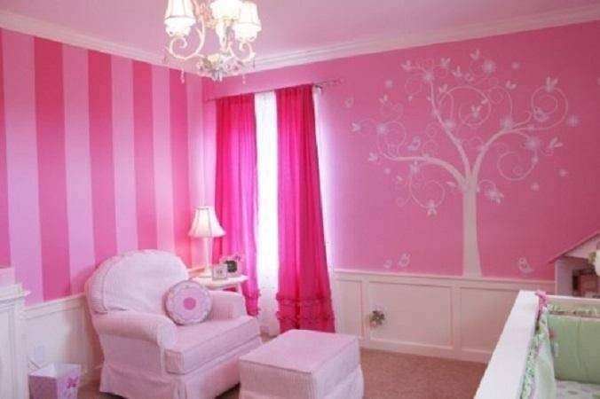 Paint Ideas Girls Bedrooms Decor Ideasdecor
