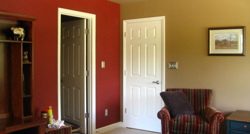 Paint Room Walls Different Colors Home Combo