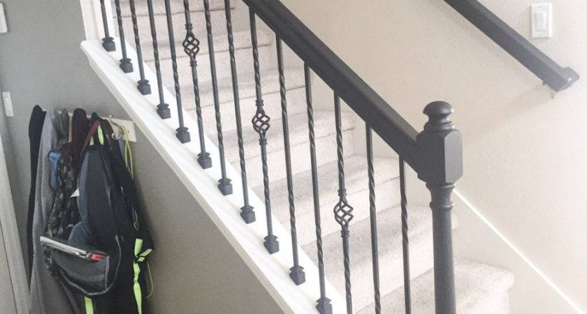 Paint Stair Rail