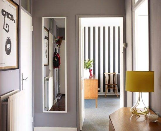 Paint Walls Smart Grey Hallway Decorating Ideas