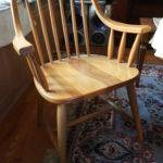 Painted Dining Room Chairs Before After Let Face