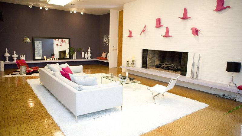 Painting Accent Wall Colors Ideas Large