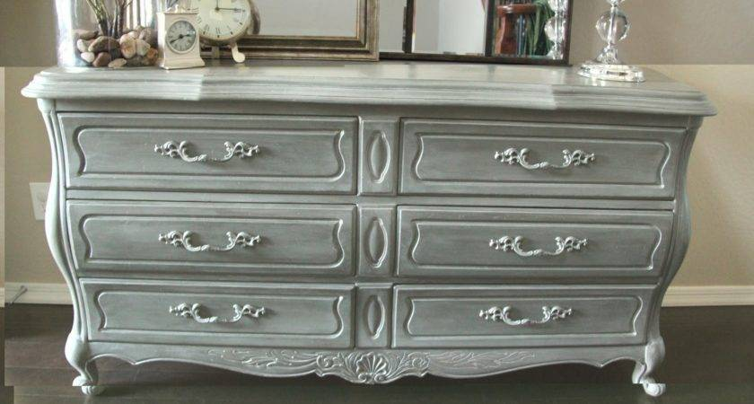 Painting Antique Furniture Ideas Home Interior Designing