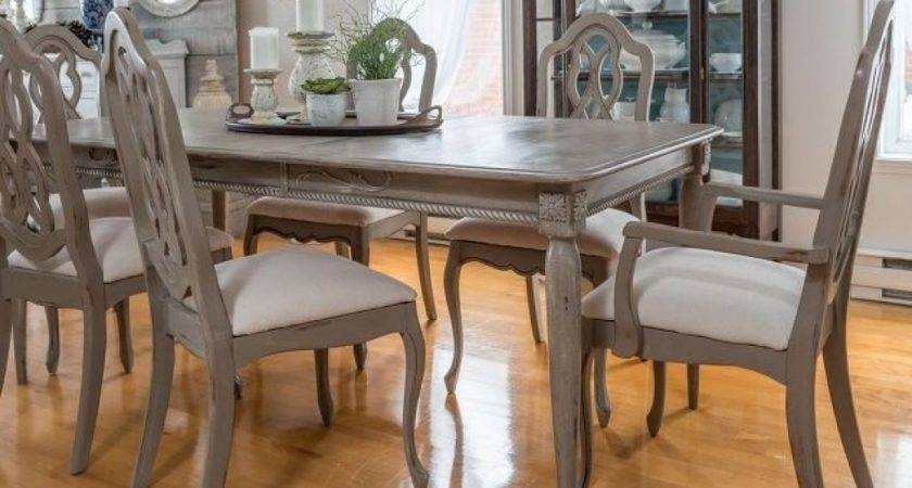 Painting Dining Room Table Ideas