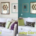 Painting Living Room Walls Different Colors House Design