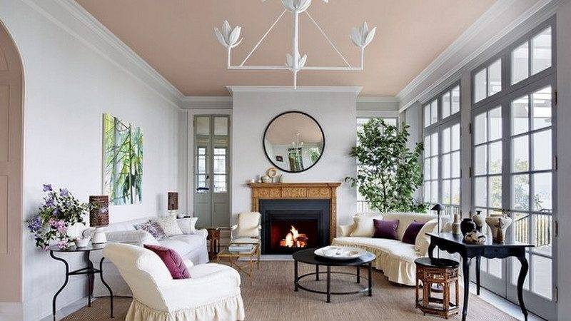 Painting Walls Ideas Inspirations Living Room