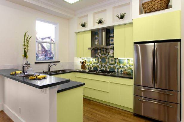 Palatable Palettes Great Kitchen Color Schemes