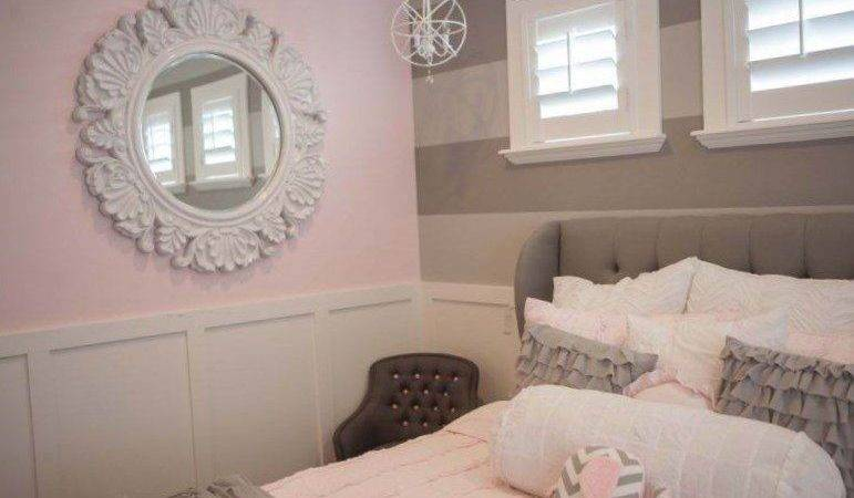 Pale Pink Bedroom Ideas