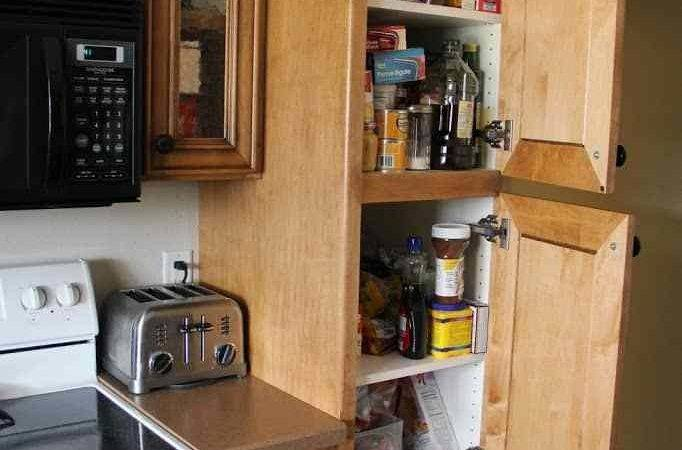 Pantry Cabinet Build Your Own Kitchen Storage