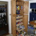 Pantry Cabinet Building Cabinets