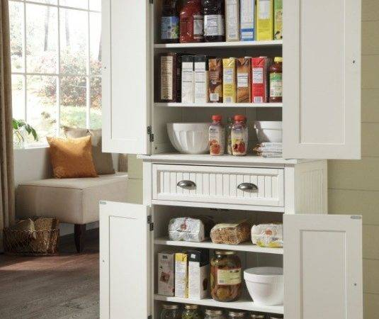 Pantry Cabinet Freestanding Cabinets Kitchen