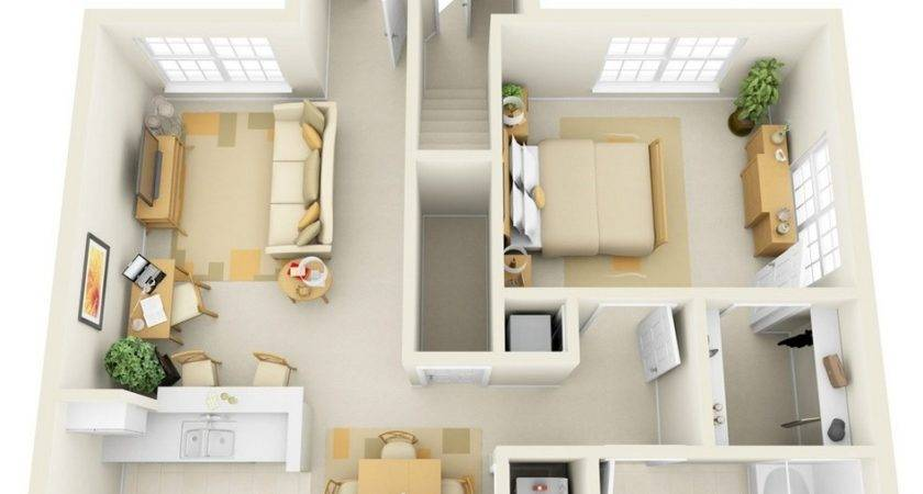Paragon Apartment Bedroom Plan Interior Design Ideas