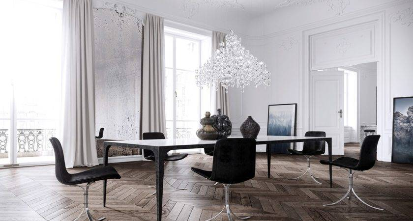 Paris Apartment Interior Design Designsetter Minimalist