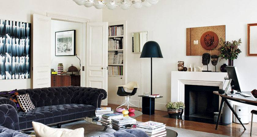 Paris Apartment Sandra Benhamou