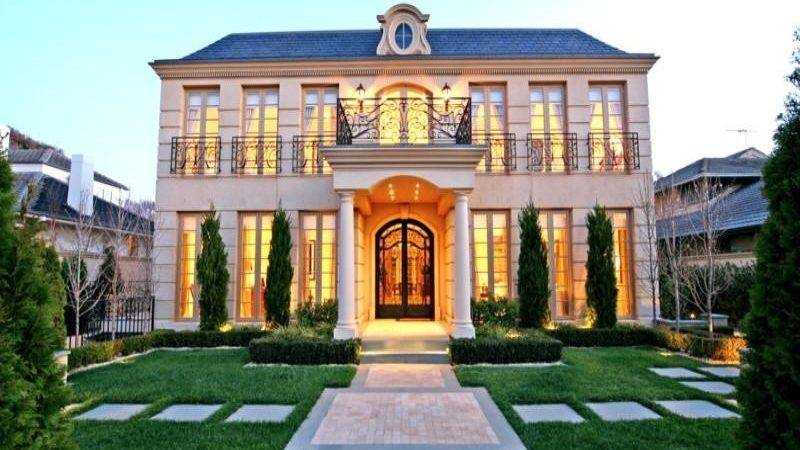 Parisian Chateau Inspired Residence Victoria
