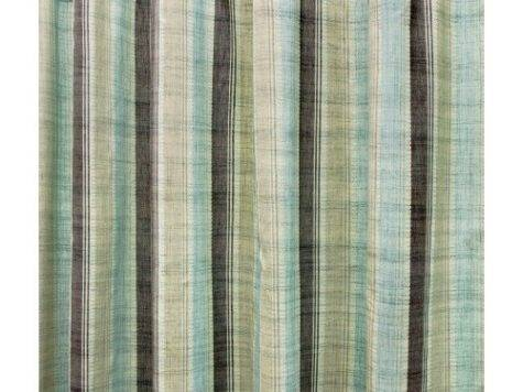 Park Smith Banyon Woven Shower Curtain Curtains