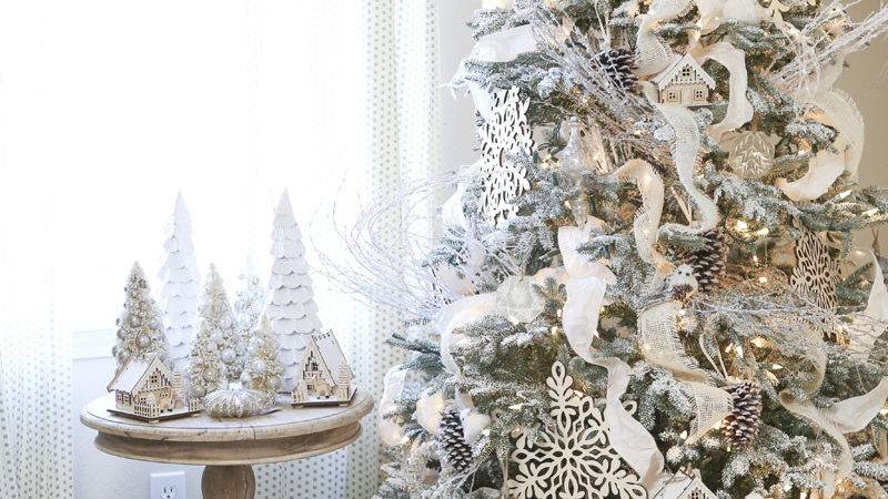 Part Decorate Your Christmas Tree Ornaments