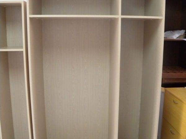 Particle Board Wooden Wardrobe Carcass