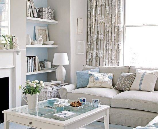 Pastel Living Room Housetohome