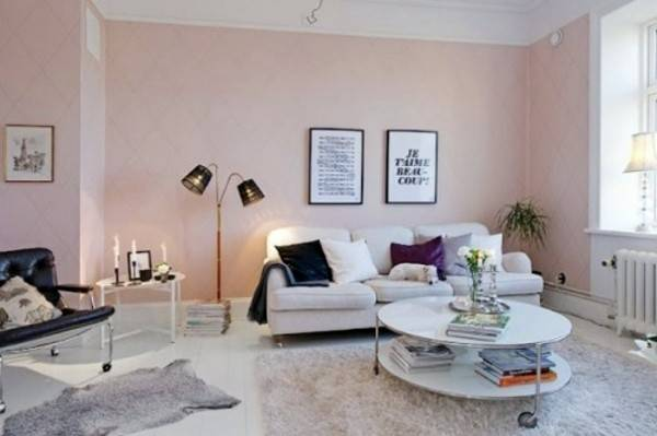 Pastel Tones Wall Colors Soften Ambience Home